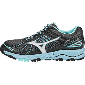 Mizuno Wave Mujin 3 G-TX Running Shoes Women DarkShad/Silver/NorseBlu